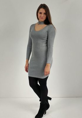 Robe Miss Lulo 167146 gris