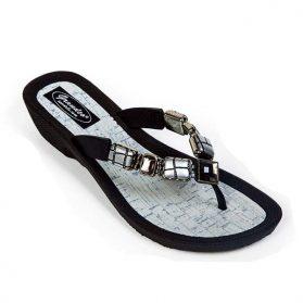 Sandale Grandco talon compensé #27457