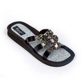 Sandale Grandco talon compensé #27496