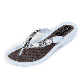 Sandale Grandco talon compensé #27902