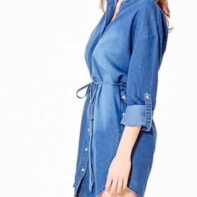 Robe jeans California Moonrise CLE7979