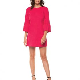 Robe Fushia Black Tape 112266T