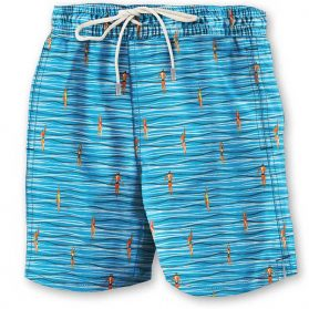 Short maillot California Moonrise Homme CM55205 aqua