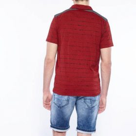 Polo Projek Raw 132403 rouge