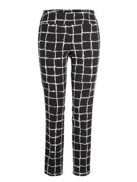 pantalon cheville up pants 66239