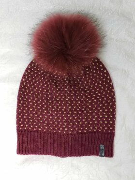 Tuque Tom&Eva 591110054 wine