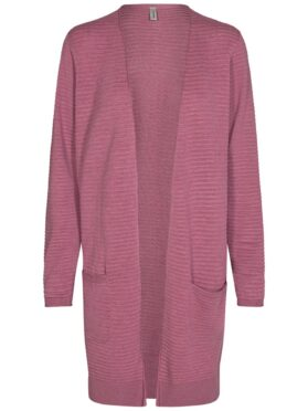 Chandail cardigan Soyaconcept 33101 rose