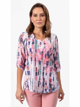T-shirt Coco Y Club 211-2023 rose