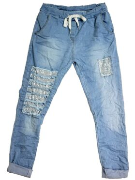 Jeans Kar-ma made in Italy
